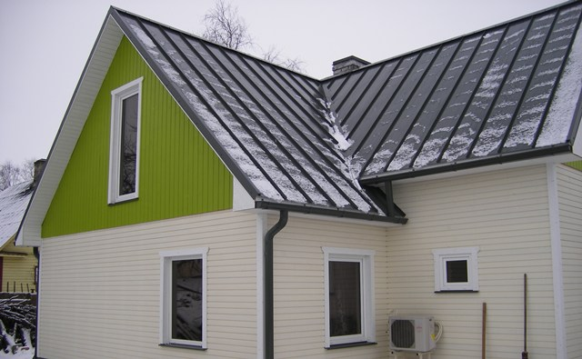 Fassaadi-ja katusetööd